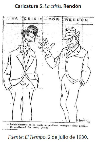 Vista de El imaginario de la crisis: caricatura económica en ...
